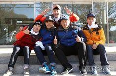 RUNNING MAN, RYU HYUN JIN, GUESTS, YOO JAE SUK, KIM JONG KOOK, KANG GARY, HA DONG HOON, LEE KWANG SOO,