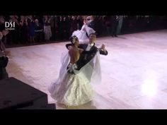 Fabulous Professionals FINAL Quickstep !! | Blackpool 2015 | DanceKing - Share your passion
