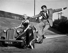Marilyn and Sammy <3