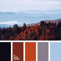 Цветовая палитра №2929