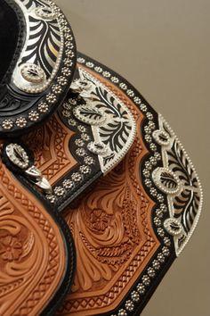 Dale Chavez western saddle