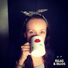 El #Mug de Ella esta en @ellasyellos.co de Instagram