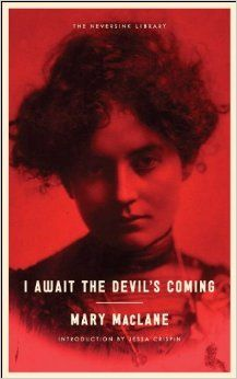 I Await the Devil's Coming / Mary MacLane / Used / Paperback