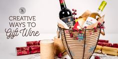 Hostess Gifts: Creative Ways to Gift Wine!