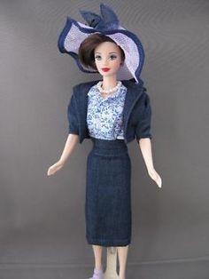 Manhattan Blues. €6. Zelfgemaakte Barbie kleding te koop via Marktplaats bij de advertenties van Nala fashion. Homemade Barbie doll clothes (OOAK) for sale through Marktplaats.nl Verkocht / Sold