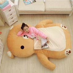 Giant Animal Pillow Bed : 1000+ ideas about Giant Stuffed Animals on Pinterest Ty Stuffed Animals, Big Stuffed Animal ...