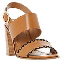 Buy Dune Jinx Block Heeled Sandals Online at johnlewis.com