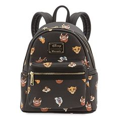 Life's a jungle but this faux leather mini backpack, inspired by The Lion King, will get you through it in style.Lion Puppet Paper Bag Craft for Daniel and the Lion's DenDisney Loungefly Mini Faux Leather Backpack -…Classic Faux Leather Backpack Disney Handbags, Disney Purse, Disney Disney, Diaper Backpack, Backpack Bags, Diaper Bags, The Lion King, Cute Mini Backpacks, Faux Leather Backpack