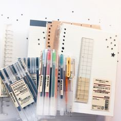 Muji stationary forever and for always Muji Stationary, Cool Stationery, Stationary Organization, Stationary Supplies, College Stationary, Cute Stationary School Supplies, Stationary Items, Korean Stationery, School Suplies