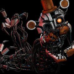 Molten Freddy v2 | ThrPuppet by PuppetProductions.deviantart.com on @DeviantArt