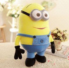 Despicable Me Dave Minion Large Plush - Toy Sale