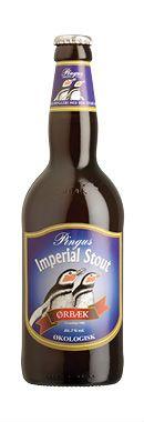 IMPERIAL STOUT ØL TIL DEN KOLDE VINTER /    Ørbæk PINGUS er en velegnet ledsager til den kolde og lange vinter.   Vi kan anbefale den til en bred palette af måltider som f.eks. lam, oksekød, kylling, eller brød og ost.