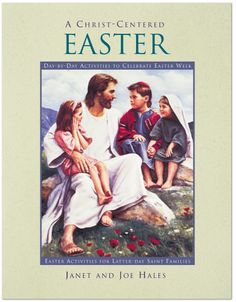 A Christ-Centered Easter: Day-by-Day Activities to Celebrate Easter Week (Paperback)