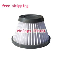 hand held vacuum cleaner hepa filter strainer filter element for Philips FC6161 cleaner parts accessories