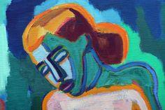 Modern Art, German Expressionist, Expressionist Art, German Expressionism, Degenerate Art, Painting, Art, German Art, Muse Art