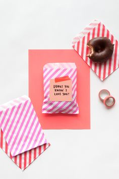 3 Easy Valentine's For Your Coworker | Oh Happy Day!
