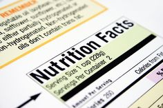 Smart Shopping! Quick Tips in  Deciphering Food Labels