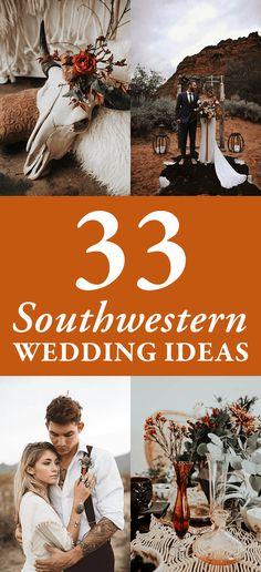 Southwestern Weddings In 2020 33 southwestern Wedding Decor Ideas Southwestern Wedding Decor, Southwestern Decorating, Southwestern Style, June Bug, Chic Wedding, Dream Wedding, Wedding Day, Wedding Table, Wedding Desert