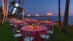 Beautiful Maui Beach Wedding Location / Hyatt Regency