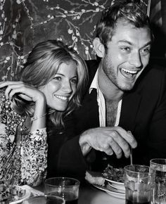 siena miller and jude law