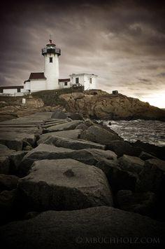 Eastern Point Lighthouse, Gloucester, MA