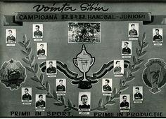 Ehrentafel für die 1959 errungene Junioren ...