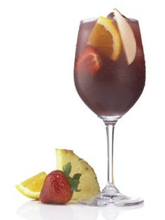 30 drinks from around the world - Spain: Sangria de Patron #cocktails
