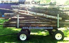 DIY Utility or Garden Cart