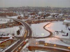 Cidade de Ottawa (Inverno) Capital Canadense / Canadá - América do Norte