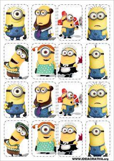 Minion Theme, Minion Birthday, 2nd Birthday, Minion Card, My Minion, Angry Birds Desenho, Minion Names, Minion Classroom, Clipart