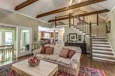 Nashville Farmhouse Rental: Farmhouse In The Fork: Lake, Private Setting On 41 Acres In Leipers Fork | HomeAway