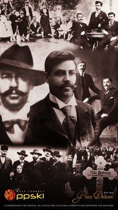 Goce Delcev , was born on 4.2.1872 in Kukuš. Goce was from patriotic Macedonian family, who gave more revolutionaries. His father was Nikola Delcev and his mother Sultana Delceva. He finished the primary school in the native place Kukuš. Later. Then Goce Delcev signed in the Male Secondary School in Solun. Goce lived in boarding school, and was an excellent student. Goce was a member of the Secret School Revolutionary Membership. He is one of the biggest Macedonian revolutionary heroes. Secondary School, Primary School, Native Place, Macedonia, Revolutionaries, Good Morning, Father, Student, Wallpapers