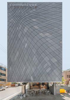 daewha kang communique headquarters seoul korea designboom