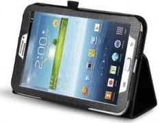 InventCase® Multi-Function Leather Case for Samsung Glaxy Tab 3 7.0
