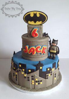 Holy cake, Batman!    www.facebook.com/CustomByJanet Batman Birthday, Birthday Cake, Batman Cakes, Custom Cakes, Holi, Birthday Parties, Baking, Desserts, Party Ideas