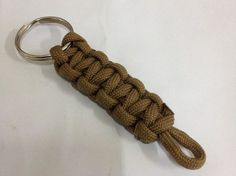 How to Make a Paracord Key Fob