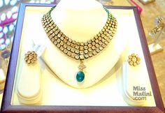 Jet Gens in collaboration with Anita Dongre Pinkcity Jewellery. Description by Pinner Mahua Roy Chowdhury