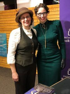 Live From Seattle: Never Get A Chance To See Gail At A Bookstore? We Recorded This For You! - Gail Carriger - Gail Carriger