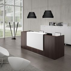 Z2 Reception Desk