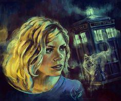 #rosetyler #doctor #tardis #badwolf #doctorwho #whovian