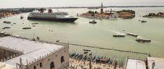 Maiden Call a Venezia per Disney Magic!
