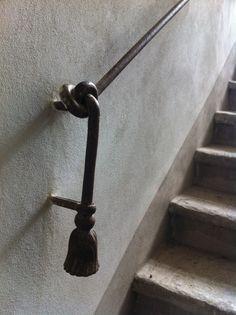 Decoraci n rustica con pasamanos de cuerda pinterest - Pasamanos de cuerda ...