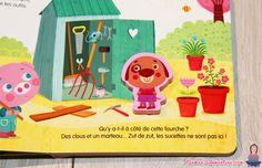 Le blog Maman Clementine: Chut les enfants lisent #11 : Mon premier puzzle des animaux Amandine Piu