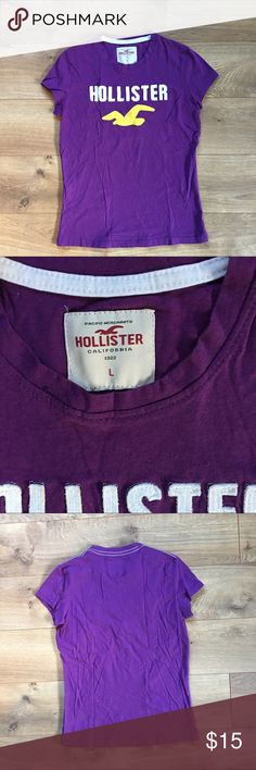 Hollister Kids T-shirt - L Hollister Kids T-shirt - L Hollister Tops Tees - Short Sleeve