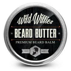 Wild Willie's Beard Butter