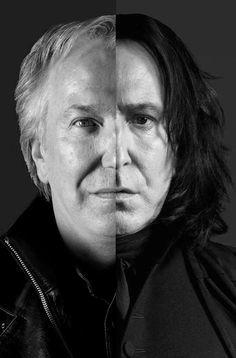 Alan Rickman/Severus Snape