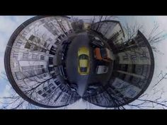 Porsche Cayman: The world is a curve