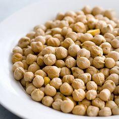 Garbanzo beans - High Fiber Foods - Health Mobile