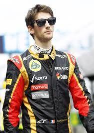 #romain #grosjean #lotus #f1 #racing #grandprix #france