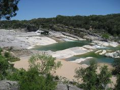 7) Pedernales Falls State Park underrated places to visit in Texas